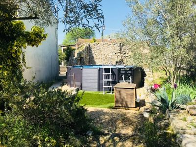 Photo for House 7 minutes from Sommières with quiet pool