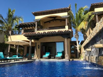 Photo for SPECTACULAR LUXURY Villa at Quivira Ocean Golf Course