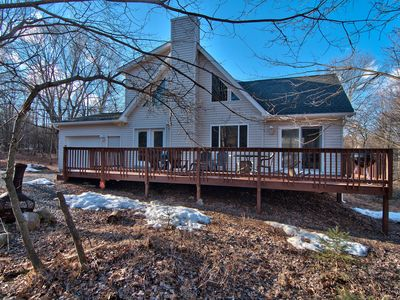 Photo for Hot Tub, Game Room, Pet and Family Friendly, Close to Skiing, and Water Parks