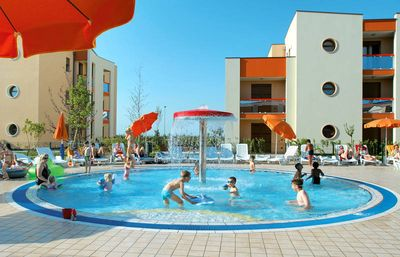 Photo for Apartment Ferienanlage Ai Ginepri  in Caorle Lido Altanea, Adriatic Sea / Adria - 7 persons, 2 bedrooms