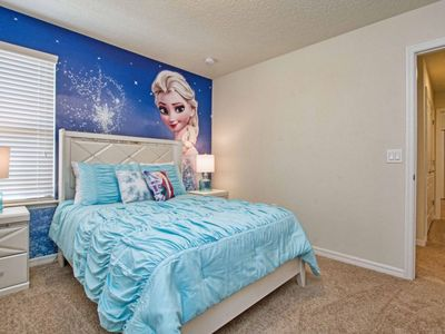 Photo for BEAUTIFUL BRAND NEW 8 BEDROOM, JACUZZI, GAME ROOM, KID THEMED ROOMS, NO REAR NEIGHBORS!!