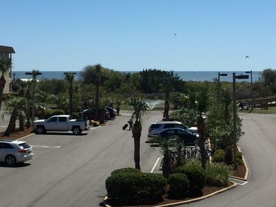 Photo for OCEAN VIEW--Hear the ocean waves   *****read our reviews    JUNE 17-19 available