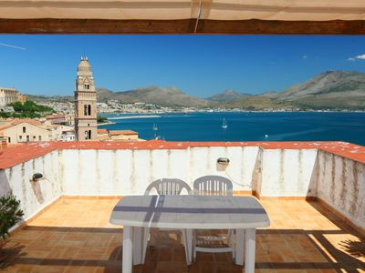 Photo for One bedroom Apartment, sleeps 4 in Gaeta with WiFi