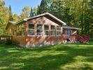 3BR House Vacation Rental in Cable, Wisconsin