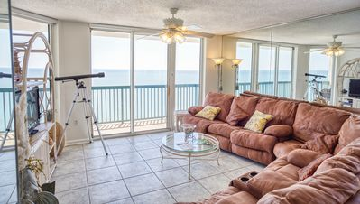 Photo for Ashworth Unit 1801! Stunning Ocean Front Condo! Book your get away today!
