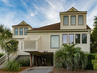Photo for Fabulous Ocean View 3BR Spinnaker! Steps to Beach, Pools, Dining, Golf!