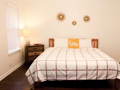 Photo for Large Texas-y Vibe - 3 BR House - The White Minimalism - At Domain ATX 2020