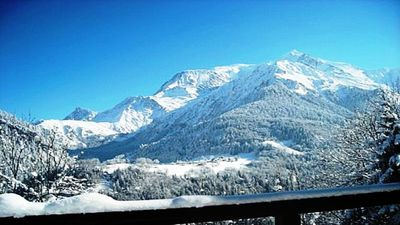Photo for SET OF 2 CHALETS FOR 14/16 PERS. AT THE FOOT OF THE SLOPES OF ST GERVAIS / MEGEVE