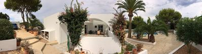Photo for Detached Villa With Private Pool And Partial Sea Views