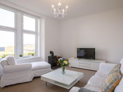 Photo for Two Bed Ground Floor Apartment Opposite Carnoustie Golf Club