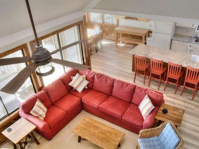 Photo for Spacious OCEANFRONT 4-5 Bedroom with Panoramic Views of the Ocean-Sleeps 10