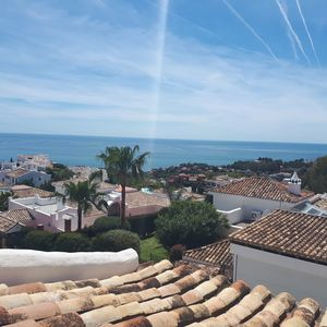 Photo for Superb apartment with magnificent sea views and Fuengirola Bay