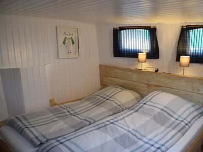2 bedroom apartment on houseboat in center of Rotterdam
