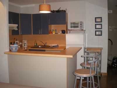 Photo for Nice apartment fully equipped in private harbor of Marina Empuriabrava Spain