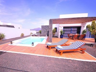 Photo for Vacation home Bellavista  in Playa Blanca, Lanzarote - 4 persons, 2 bedrooms