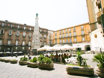 Photo for Centrally located between Spaccanapoli, San Severo Chapel, munumenti and churches