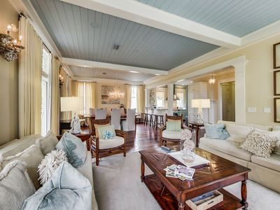 """Photo for South of 30A w/Gulf Views!  """"3 Sisters on the Beach"""" Luxury Park Row Home!"""