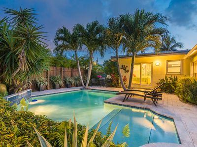 Photo for CHARMING, TASTEFUL FLORIDAN STYLE HOME WITH ALL MODERN AMENITIES ON WATERWAY!