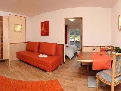 Photo for Apartment in the center of Mathon with Parking, Internet, Balcony, Garden (706727)