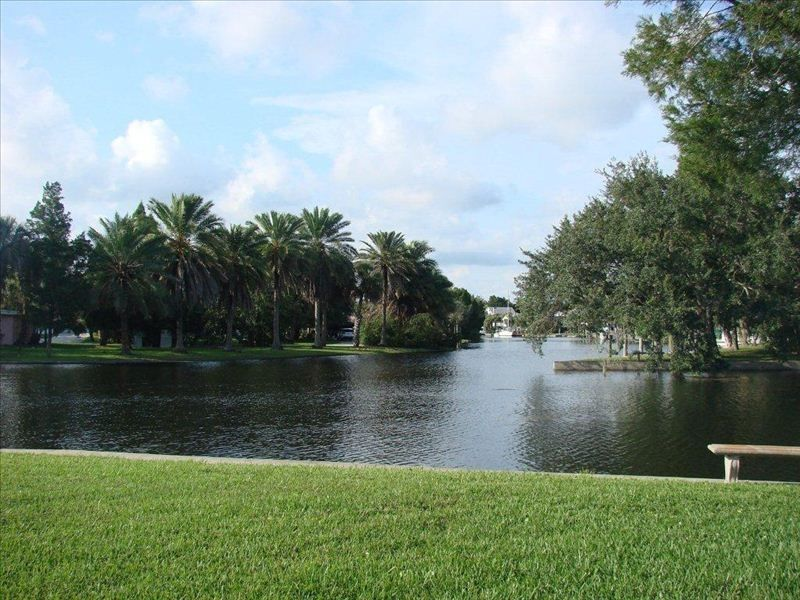 Beautiful Waterfront View See Manatee S Fr Homeaway