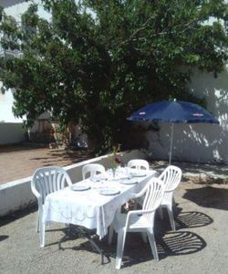 Photo for House capacity 10 people 350 meters beach 900 € August