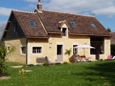 Photo for Cottage charming 4 épis located in the Perche for 8 people at 1:30 from Paris