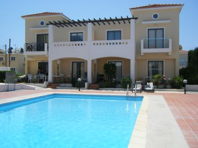 Photo for Luxury 2 Bed Villa (sleeps 6) in Paphos - Beautiful Pool, Close to Sea