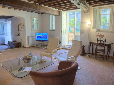 Photo for Charming House - FORTE DEI MARMI - 3 bedrooms 6 sleeps