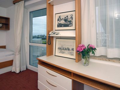 Photo for Single rooms. Balcony. Lake view - House Hanseat