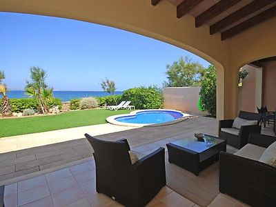 Photo for Vacation home Embat  in Colònia Sant Pere, Mallorca - 6 persons, 3 bedrooms