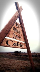 Prairie Cabin Of The Lac Qui Parle Lake Which Speaks