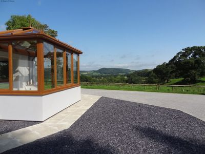 Photo for Vacation home Bwthyn Rhos Gwaliau in Llangollen - 4 persons, 2 bedrooms