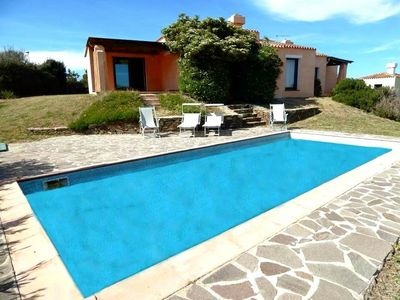Photo for Villa with pool and garden plot