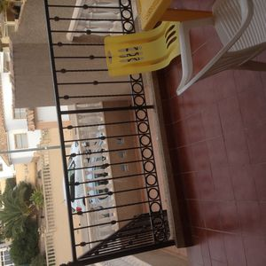 Photo for Bungalow orihuela Costa with terrace. Community pool + parking