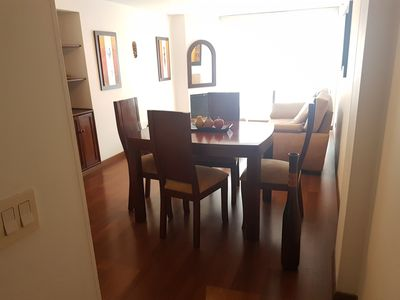 Photo for Cozy apartment in the best location in Bogota - ROOM A