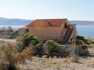 Photo for Apartment in Vidalići (Pag), capacity 2+1