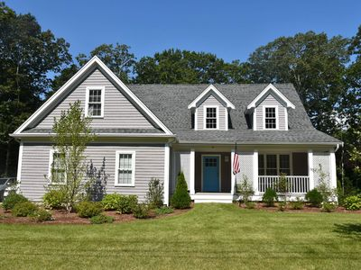 Photo for New Cape Cod Cottage Located in East Orleans Close to Nauset Beach.