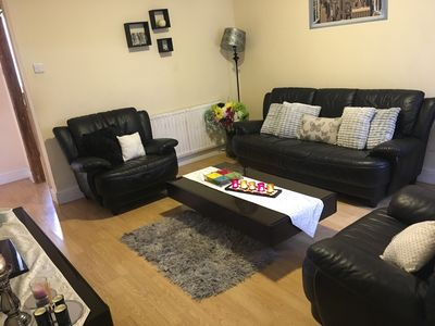 Photo for Lovely private apartment next to Barking Station
