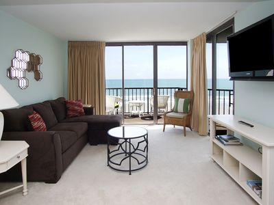 Photo for CRESCENT SANDS... spacious oceanfront North Myrtle Beach condos