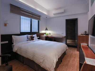 Photo for Double room in Tainan, Minzu Road