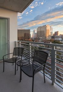Photo for Relaxing Club Wyndham Austin, Studio sleeps Four, A Five- Minute Walk to Delectable Restaurants