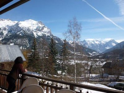 Photo for VALLOUISE Large chalet near the village and ski resorts