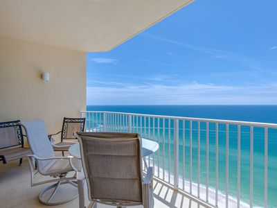 Photo for Gulf front condo recently updated and sanitized ready for Summer vacation!!
