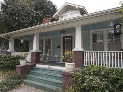 Photo for 1925 Historic Downtown Bungalow