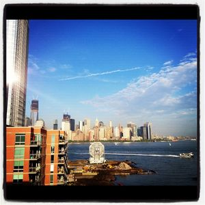 Photo for Super Bowl - Waterfront Jersey City Apartment- You Can't Beat This View!!!