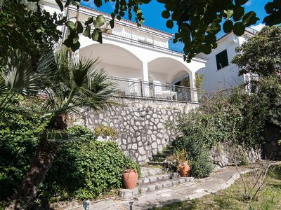 Photo for Sunflower apartament in Nerano with amazing sea view