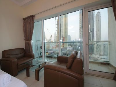 Photo for Beautiful 2Bedroom Apartment in the heart of Dubai Marina
