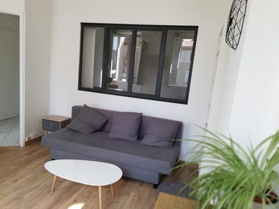 Photo for Nice cozy apartment in the city center, quiet