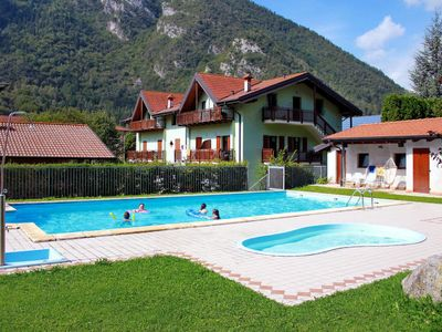 Photo for 2 bedroom Apartment, sleeps 6 in Pieve di Ledro with WiFi