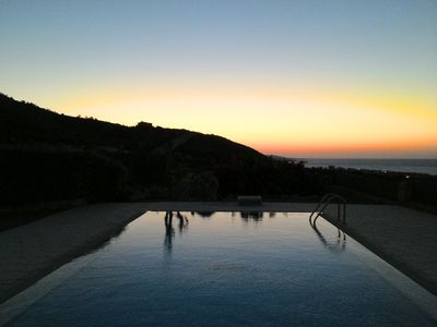 Photo for Tranquil Detached Villa With Stunning Mountain & Sea Views, Private Pool & WiFi